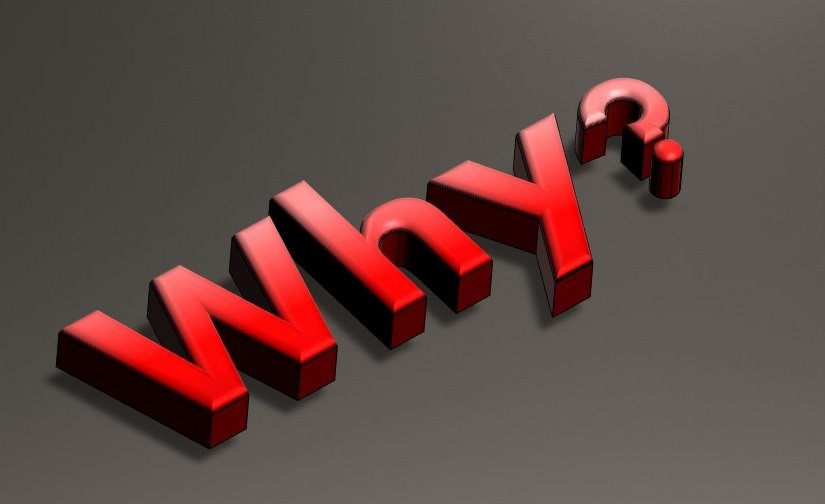 """When asked what you do, don't forget the """"why"""""""