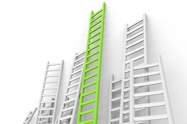 Careers Are Jungle Gyms, Not Ladders