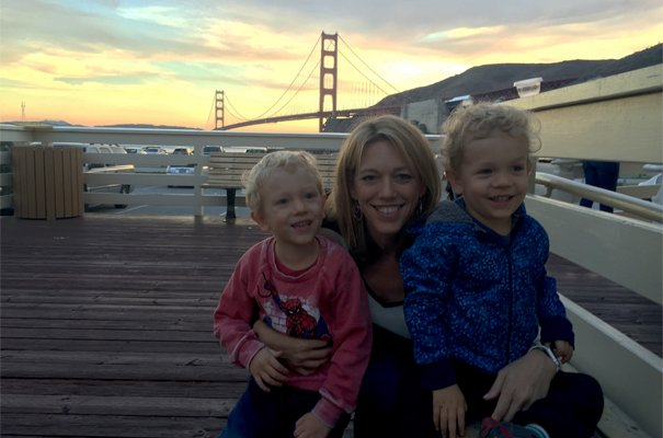 Diaries of a Working Mom Chapter 13: Traveling with an Au Pair