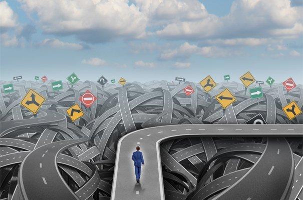 Detours Ahead in Data Intelligence Strategy